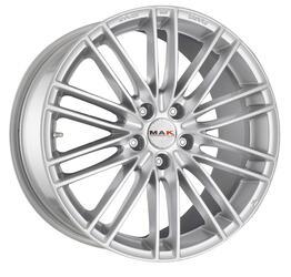 Автомобильный диск Литой MAK Rapide 7x17 5/114,3 ET 45 DIA 60,1 Hyper Silver