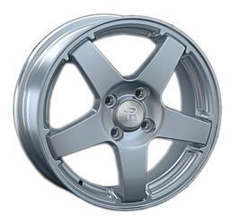 Автомобильный диск литой Replay KI101 6x15 4/100 ET 48 DIA 54,1 Sil