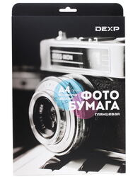 Фотобумага DEXP Gloss 0805551