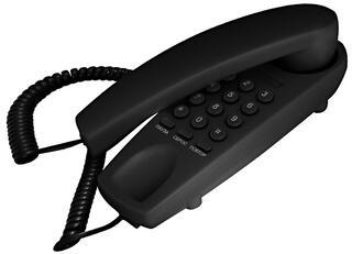 Телефон проводной TeXet TX-225