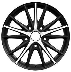 Автомобильный диск Литой NZ SH641 6,5x16 5/114,3 ET 52,5 DIA 67,1 BKF