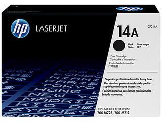 Картридж лазерный HP 14A (CF214A)