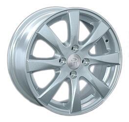 Автомобильный диск литой Replay LF1 6x15 4/100 ET 45 DIA 54,1 Silver