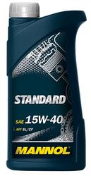 Моторное масло MANNOL Standard 15W40 ST10215