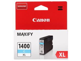 Картридж струйный Canon PGI-1400XL C