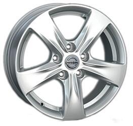 Автомобильный диск литой Replay NS95 6,5x17 5/114,3 ET 40 DIA 66,1 Sil