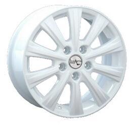 Автомобильный диск Литой LegeArtis TY75 6,5x16 5/114,3 ET 45 DIA 60,1 White
