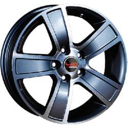 Автомобильный диск Литой LegeArtis VW73 6x15 5/100 ET 43 DIA 57,1 GMF