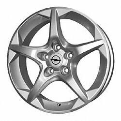 Автомобильный диск Литой LegeArtis OPL4 6,5x16 5/105 ET 39 DIA 56,6 Sil
