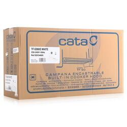 Вытяжка полновстраиваемая Cata TF 5260 белый