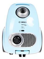 Пылесос Bosch BGL35SPORT голубой