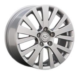 Автомобильный диск Литой Replay MZ27 7x17 5/114,3 ET 60 DIA 67,1 Sil