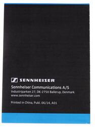 Наушники Sennheiser CX 1.00
