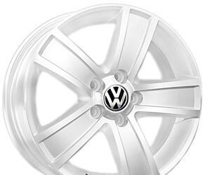Автомобильный диск литой Replay VV73 6x15 5/100 ET 43 DIA 57,1 White
