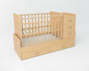 Кроватка-трансформер СКВ-5 534036