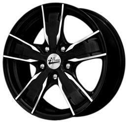 Автомобильный диск литой iFree Мохито 6,5x16 5/105 ET 38 DIA 56,6 Блэк Джек