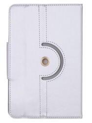 """Чехол-книжка для планшета универсальный 7""""  серебристый"""
