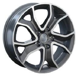 Автомобильный диск литой Replay CI10 6,5x16 5/114,3 ET 38 DIA 67,1 BKF
