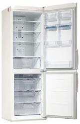 Холодильник LG GA-B409UQA Белый