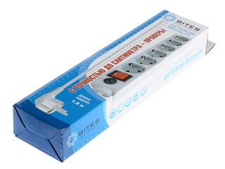 Сетевой фильтр SP6-W-18 белый