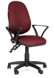 Кресло офисное CHAIRMAN CH375 красный