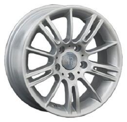 Автомобильный диск литой Replay B65 7x16 5/120 ET 20 DIA 74,1 Sil