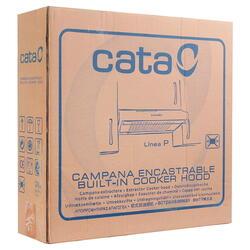 Вытяжка подвесная Cata P 3050 Inox серебристый