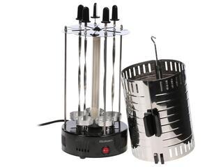 Электрошашлычница Rolsen RG-1100 серебристый