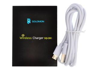 Беспроводное зарядное устройство Solomon Sqi-300