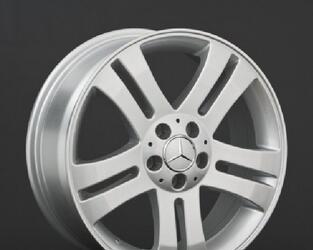 Автомобильный диск Литой Replay MR51 8,5x19 5/112 ET 56 DIA 66,6 Sil