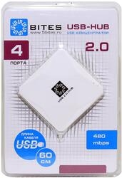 USB-разветвитель 5Bites HB24-202WH