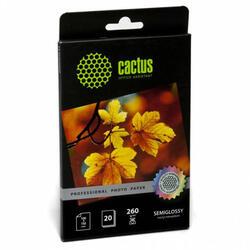Фотобумага Cactus CS-SGA626020
