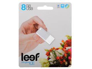 Память USB Flash Leef Ice 8 Гб