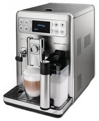 Кофемашина Saeco HD 8857 серебристый
