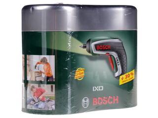 Шуруповерт Bosch IXO IV Upgrade basic