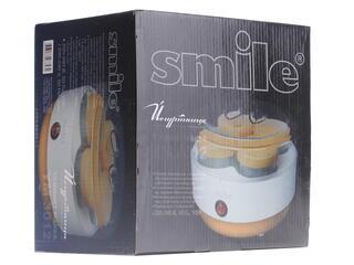 Йогуртница Smile YM 3012 белый