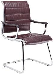 Кресло офисное Бюрократ CH-994AV коричневый