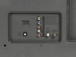 "49"" (125 см)  LED-телевизор LG 49LF620V серебристый, черный"