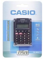 Калькулятор Casio HL-4A-S-EH