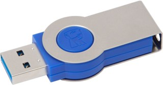 Память USB Flash Kingston DataTraveler DT101G3 16 Гб