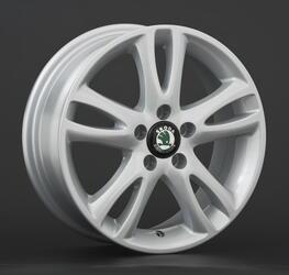 Автомобильный диск литой Replay SK1 6x15 5/112 ET 43 DIA 57,1 Sil