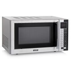 Микроволновая печь Mystery MMW-1718 серебристый