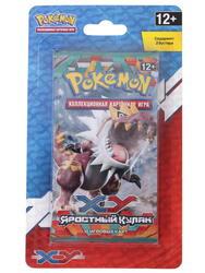 """Игра настольная Pokémon XY - Блистер """"Яростный кулак"""""""