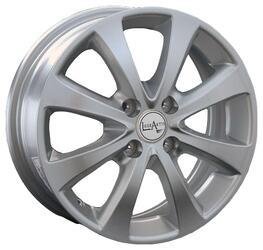 Автомобильный диск Литой LegeArtis HND73 6x16 4/100 ET 52 DIA 54,1 Sil