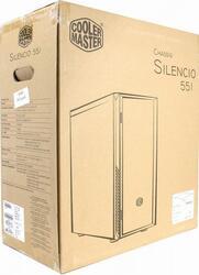 Корпус CoolerMaster CM Silencio 551