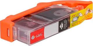 Картридж струйный G&G NC-CLI451MXL