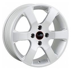 Автомобильный диск Литой LegeArtis Ci15 6,5x16 4/108 ET 26 DIA 65,1 Sil