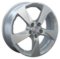 Автомобильный диск литой Replay SB17 6x15 5/100 ET 55 DIA 56,1 Sil