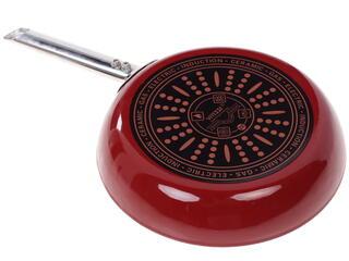Сковорода Vitesse VS-1191 красный