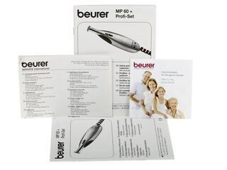Набор для маникюра и педикюра Beurer MP60